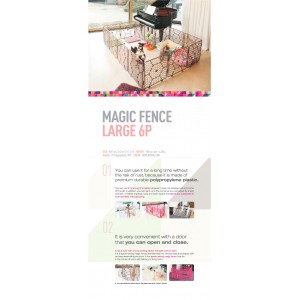 MAGIC FENCE 6P